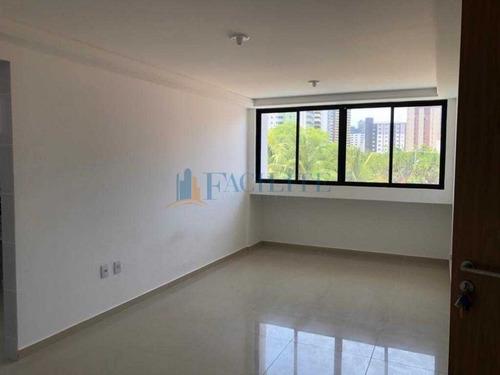 Apartamento Para Vender, Manaíra, João Pessoa, Pb - 22746-11325