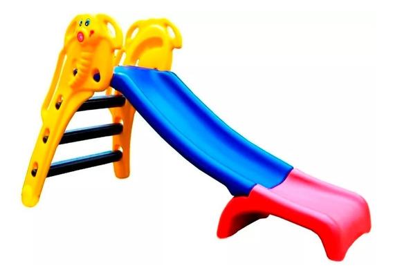 Tobogan Elefantito 4 Niveles 3 Escalones Rodacross Babymovil