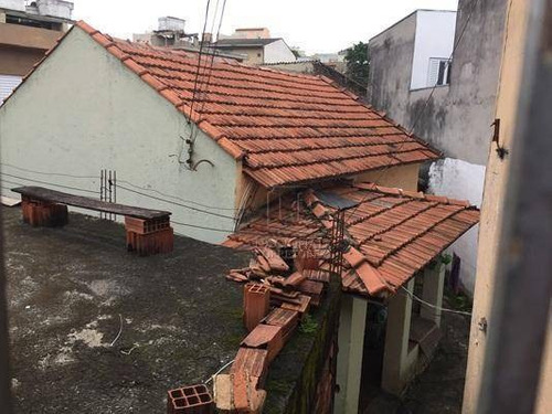 Terreno Residencial À Venda, Vila Curuçá, Santo André. - Te0697