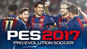 Jogo Pes 2017 Original Xbox 360