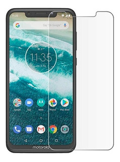 Pelicula Vidro Motorola Moto One Xt9140 Não Compromete Touch
