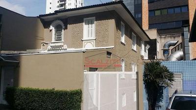 Casa Para Alugar, 315 M² Por R$ 14.000/mês - Jardim Paulista - São Paulo/sp - Ca0016