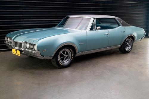Imagem 1 de 15 de 1968 Oldsmobile Cutless