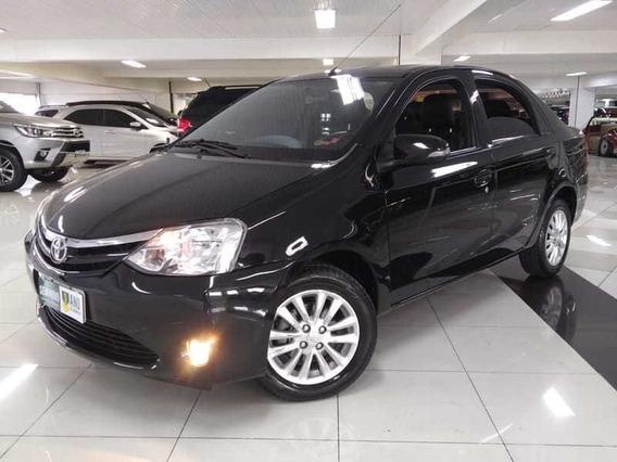 Toyota Etios Sedan Xls 1.5