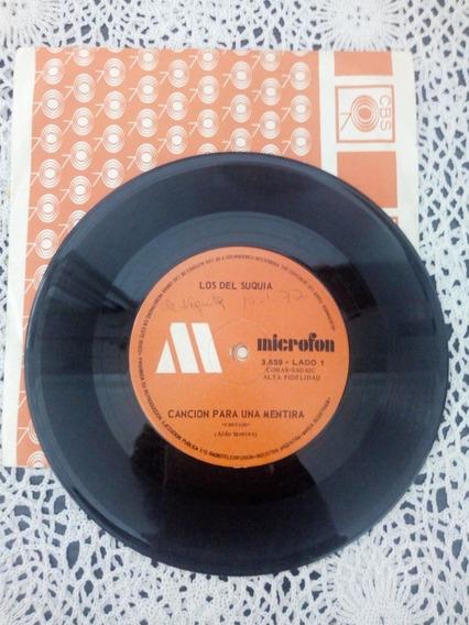 Los Del Suquía Simple Disc (disco De Vinilo)