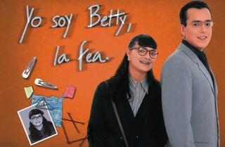 Yo Soy Betty La Fea-telenovela