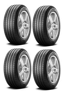 Paquete 4 Llantas 225/45r17 Pirelli P7 91w