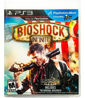Bioshock Infinite Nuevo Ps3 - Playstation 3