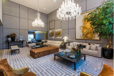 Apartamento Residencial À Venda, Vila Olímpia, São Paulo. - Ap0839