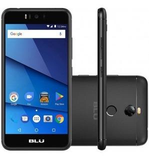 Smartphone Blu R2 Lte Dual Sim 4g 5.2 8gb/1gb- Preto
