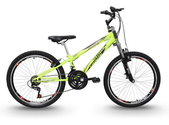 Bicicleta Track Dragon Fire Juvenil Aro 24