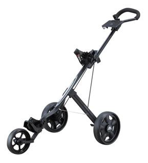 Carrito Para Bolsa Golf 3 Ruedas Big Max Lite 3 Negro