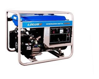 Generador Lifan 6gf4y Premium Gas 6500w 220v-12v/avr 16 Hp