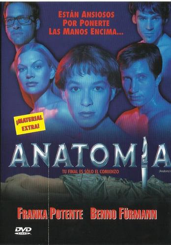 Anatomía | Dvd Película Nuevo