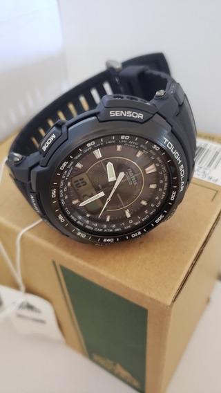 Relógio Casio Protek Triple Sensor