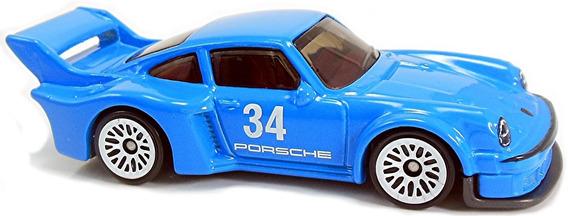 Hot Wheels Porsche 934.5 Celeste Rosario