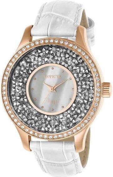 Relógio Invicta D Cristal Original 24588-12x Sem Juros+frete