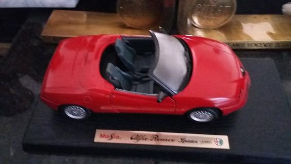 Carro De Ferro Alfa Romeu
