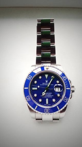 Relógio Rolex Submariner Blue Automático 1° Linha Promoção!!