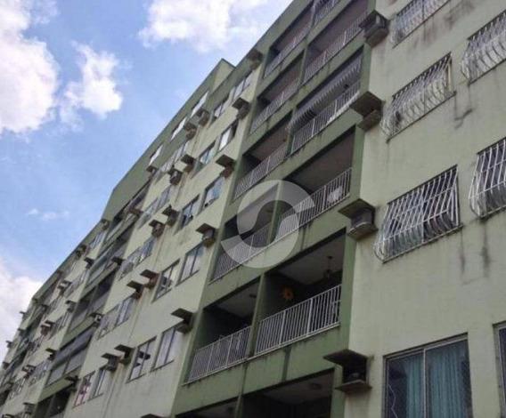 Apartamento De 2 Quartos, No Colubande, São Gonçalo. - Ap6686