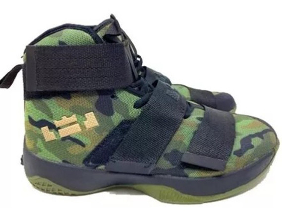 Botines Camouflage Fq Butterfly