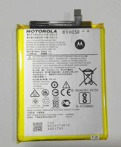 Imagen 1 de 1 de Bateria Moto E4 Plus 100% Original