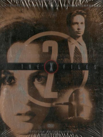 Box The X Files -2º Temporada Completa - Novo Lacrado***