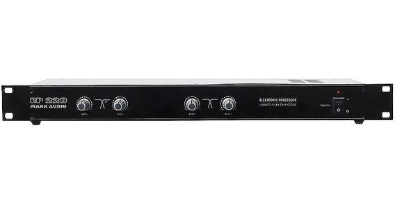 Processador De Sinal Crossover Profissional Ep220 Mark Audio