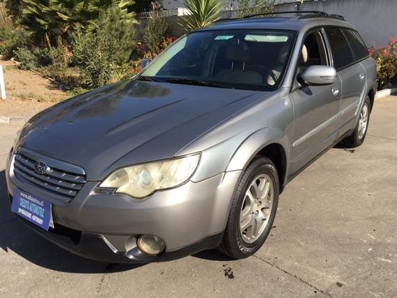 Subaru Outback 2.5 Awd, 2007, Credito Directo