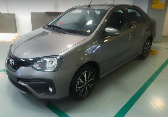 Toyota Etios 1.5 Sedan Xls My19 2019