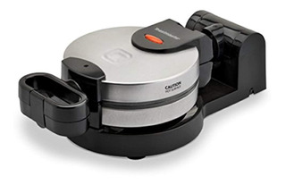Toastmaster Flip Low-profile Rotating Waffle Maker
