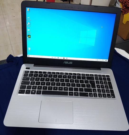Notebook Gamer I7 8gb Asus Novissimo Placa De Video 2gb