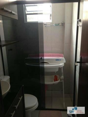 Apartamento Residencial À Venda, Vila Mussolini, São Bernardo Do Campo. - Ap1297
