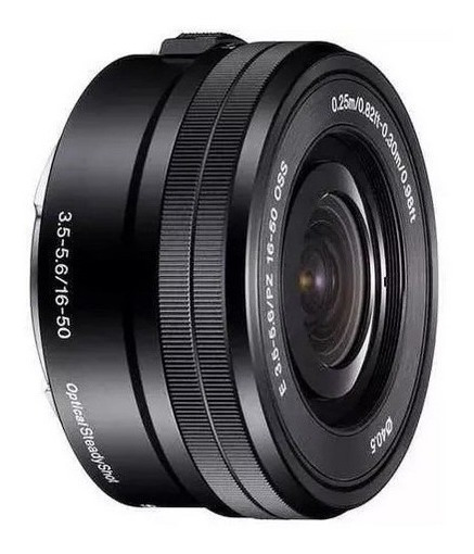 Lente Sony Sel 16 50mm F/3.5-5.6 Oss + Filtro Nd Variável
