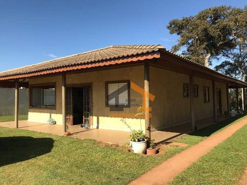 Imagem 1 de 30 de Chácara Com 4 Dormitórios À Venda, 1000 M² Por R$ 520.000,00 - Portal São Marcelo - Bragança Paulista/sp - Ch0121