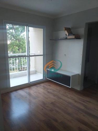 Imagem 1 de 21 de Apartamento Com 2 Dormitórios À Venda, 50 M² Por R$ 290.000 - Gopoúva - Guarulhos/sp - Ap3100
