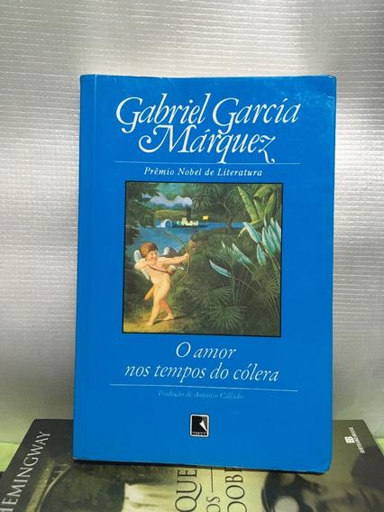 Livro - Amor Nos Tempos Do Cólera.