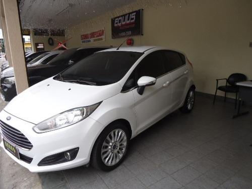 Ford Fiesta Titanium 2015 2º Dono