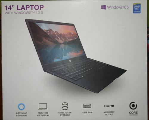 Imagen 1 de 2 de Laptop Core Innovations 14 Pulgadas, 4gb Ram/ 64gb Rom