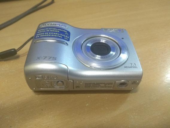 Câmera Olympus Digital X775 (no Estado)