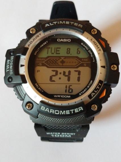 Relógio Casio Sgw 300 Original