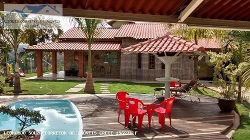 Imagem 1 de 15 de Chácara Para Venda Em Pinhalzinho, Zona Rural, 4 Dormitórios, 3 Suítes, 4 Banheiros, 10 Vagas - 169_2-391987