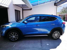 Hyundai Tucson Versión Gls Limited