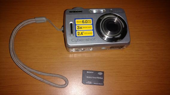 Sony Cyber-shot Dsc-s500