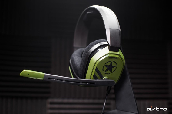Audifonos Gamer A10 Xbox One/ps4/pc Call Of Duty Sin Caja
