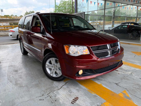 Dodge Grand Caravan 3.7 Sxt Plus Piel Dvd 2017