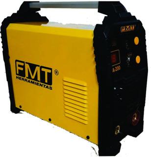 Soldadora Inverter Mma 200 Igbt Elect. 1.6-4 Accesorios