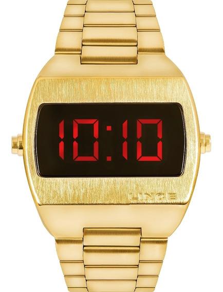 Relógio Lince Digital Mdg4620l Vxkx