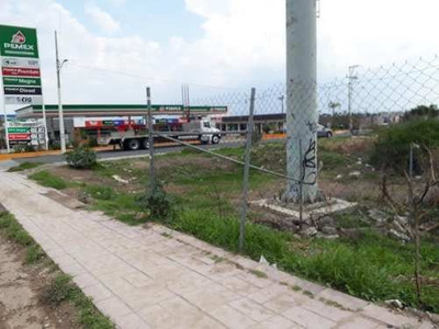 Terreno Comercial En Renta Colinas Del Poniente