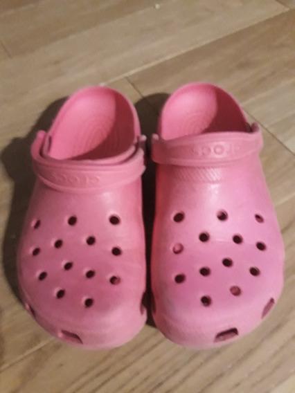Crocs Classic Originales Rosa Chicle.